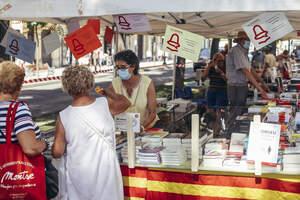 Així ha viscut Tarragona el Sant Jordi d'estiu
