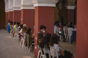 Presentació del darrer treball de La Tieta Clara al Convent del Carme de Valls, en imatges!