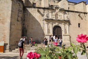 Turisme per Ascó: visita del casc antic, degustació i sortida pel riu Ebre