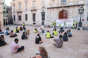 'Fridays for Future torna a sortir al carrer a Tarragona