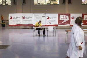 La Marató de Sang a Tarragona en imatges