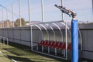 Inauguració del camp de futbol de Vallmoll, en imatges!