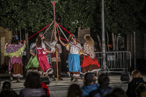 Les ballades del seguici de Valls a les festes de Santa Úrsula!