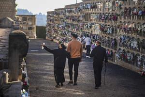 Tots Sants 2020: Visites esglaonades al cementiri de Tarragona