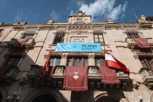 Valls celebra 10 anys dels Castells com a Patrimoni de la humanitat