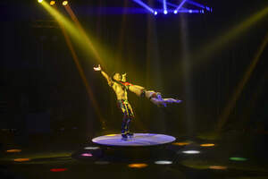 Les millors imatges del circ Mystike a Tarragona