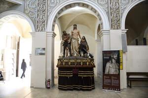 Setmana Santa 2021 | El patrimoni escultòric de Tarragona s'exposa al carrer