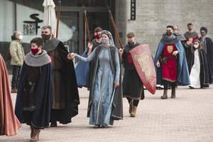Pregó de la Setmana Medieval a càrrec de la montblanquina Candela Figueras