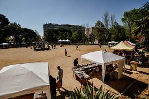 Sant Jordi 2021 al Parc Sant Jordi
