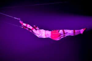 El Cabaret del Trapezi 2021 torna a omplir Reus de circ.