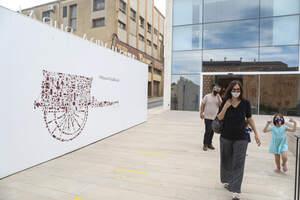 Diverses activitats al Museu de la Vida Rural durant el Dia Internacional dels Museus