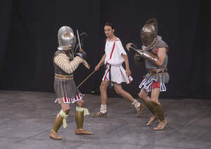 Tarraco Viva 2021: Les lluites de Gladiadors en imatges!