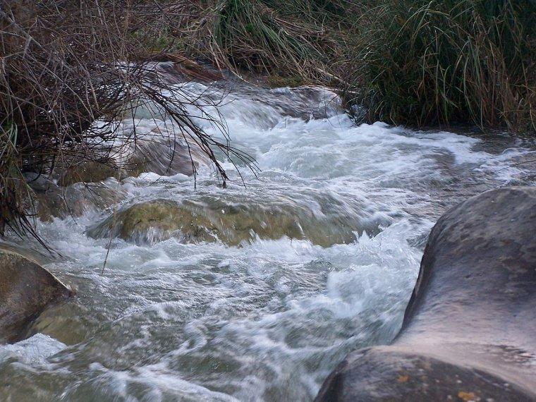 Salto del río Algars