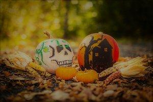 2 tradiciones y 3 recetas: presentando Halloween y el Día de Muertos para niños