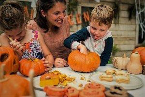 5 Manualidades para Halloween para hacer con niños paso a paso