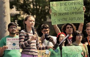 Greta Thunberg: la joven activista por el cambio climático