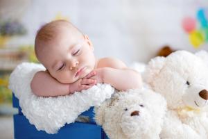 Ruido blanco para dormir a tu bebé
