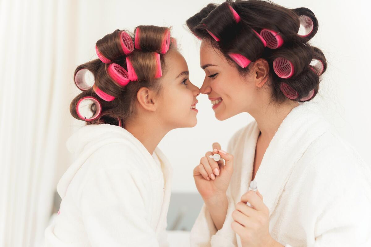 11 Peinados Para Ninas Faciles Con Trenzas Para Cabello Rizado O