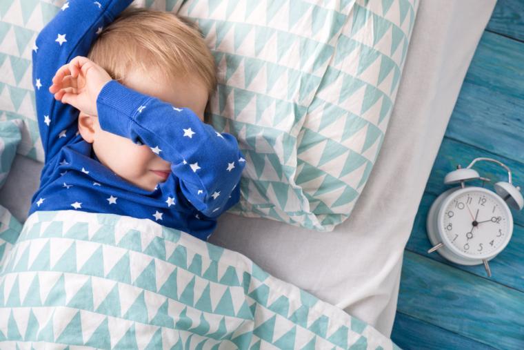 8 trastornos del sueño en los niños y algunos consejos para prevenirlos