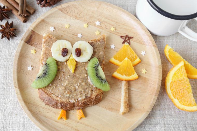 Beneficios de la avena en la dieta de los niños