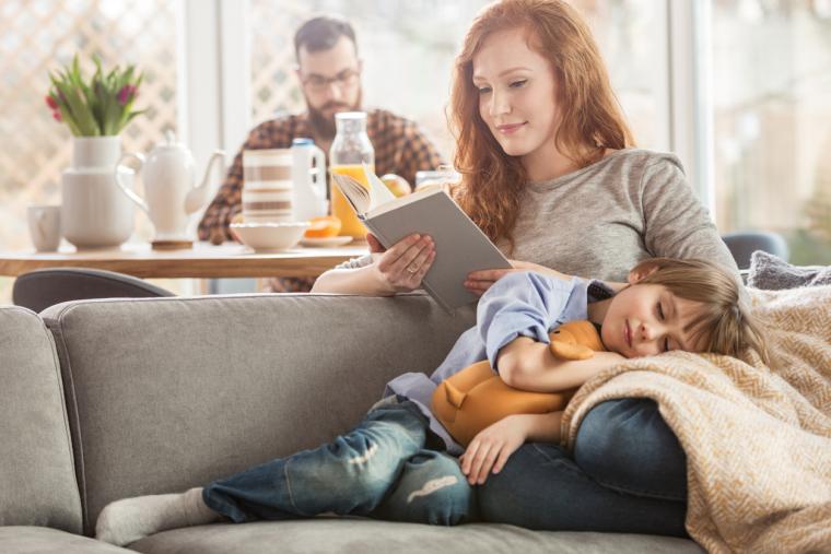Complejo de Edipo en niños: te descubrimos en qué consiste esta habitual etapa infantil