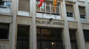 Imatge del Palau de Justícia de Tarragona