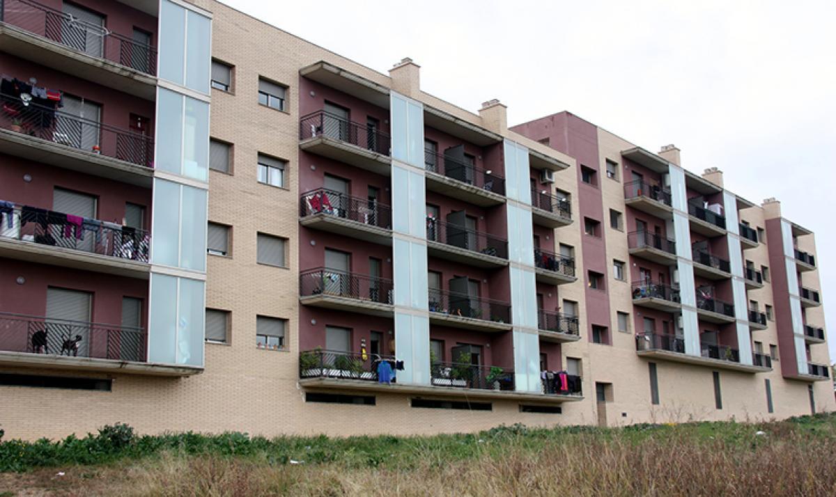 Bankia posa a la venda una norantena d 39 habitatges a catalunya Pisos embargados de bankia