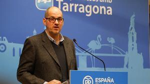 Imatge d'arxiu del diputat Jordi Roca.