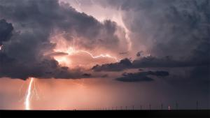 Les tempestes seran de curta durada.