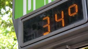 Les temperatures passen els 30 graus des de mig matí.