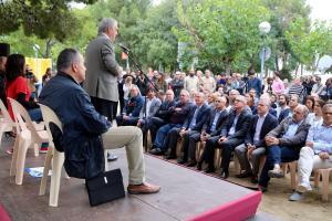 El president de la Diputació i alcalde de Vila-seca ha presidit l'acte.