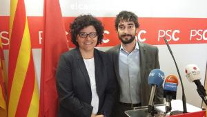 Rosa Maria Ibarra i Carles Castillo