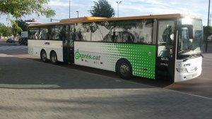 Els títols del transport públic al Camp de Tarragona no pujaran durant l'any 2017.