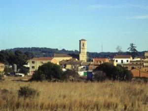 El Rourell, a l'Alt Camp, és el municipi menys extens de la demarcació.