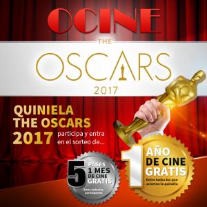 Pots guanyar amb Ocine un any de cinema gratis