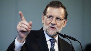 Mariano Rajoy ha anunciat l'arrencada del tram entre Tarragona i Vandellòs.