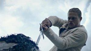 La nova entrega del Rei Artur arriba a la gran pantalla.