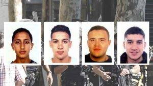 Els quatre fugitius que cerquen els Mossos d'Esquadra.