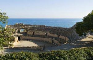 L'amfiteatre de Tarragona.