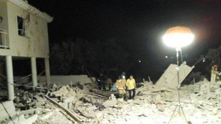 La casa d'Alcanar que va explotar mentre els terroristes manipulaven els explosius