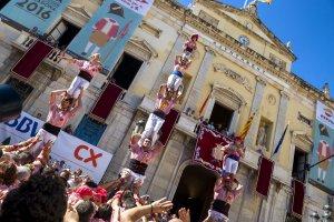 S'espera una diada castellera espectacular a Tarragona aquest diumenge.