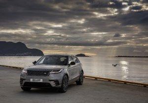 El nou Range Rover Velar és molt majestuós.