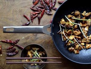 La cuina amb wok és molt saludable i atractiva