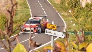 Les imatges del segon dia de competició del RallyRACC Catalunya-Costa Daurada