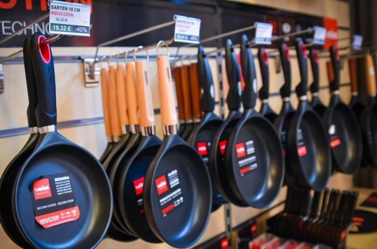A les botigues Outlet de Tarragona i Reus trobareu els millors productes a preus molt baixos