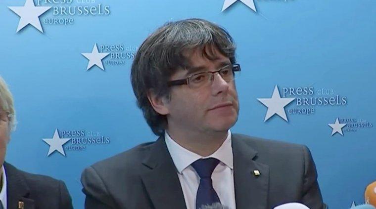La jutgessa posa en busca i captura el president Carles Puigdemont