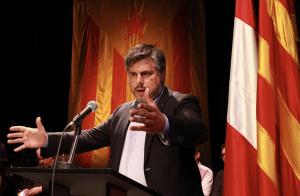 Albert Batet, alcalde de Valls, en una imatge d'arxiu.