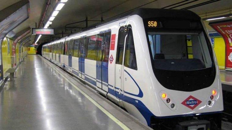 Metro de Madrid, en una imagen de archivo