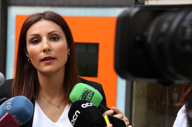 Lorena Roldán, número dos de Ciutadans per Tarragona.