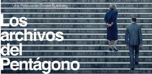 Cartell de 'Los archivos del Pentágono', estrena a Tarragona